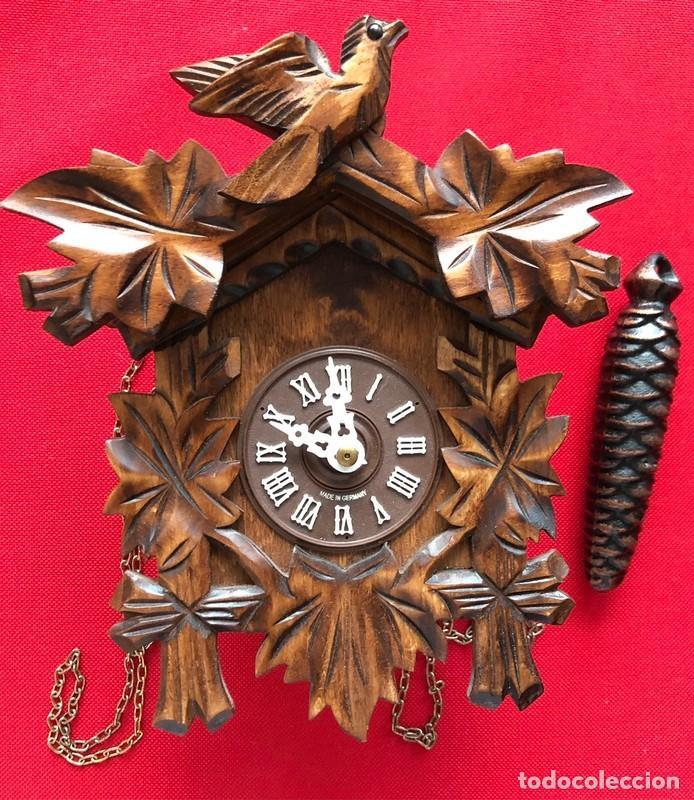 RELOJ CUCO (Relojes - Pared Carga Manual)