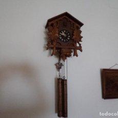 Relojes de pared: RELOJ CUCÚ. Lote 278573123