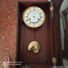 Relojes de pared: RELOJ DE PARED ORIENT,A FALTA DE AGUJAS..... Lote 278582083