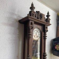 Relojes de pared: RELOJ PARED ONSALO HERMANOS PAMPLONA. Lote 279355463