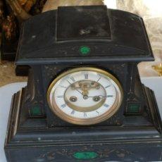 Relojes de pared: PRECIOSO RELOJ ESCAPE VISTO. Lote 279582973