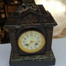 Relojes de pared: PRECIOSO RELOJ DE MESA. Lote 279583563