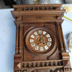 Relojes de pared: PRECIOSO RELOJ HENRY. Lote 279590928