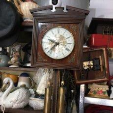 Relojes de pared: RELOJ RADIANT DE PARED. Lote 283064628