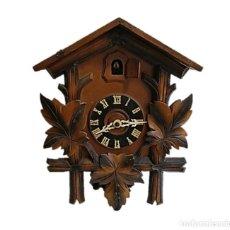 Relojes de pared: RELOJ CUCO HUBERT HERR TRIBERG, ALEMANIA P.S.XX. Lote 284599898