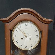 Relógios de parede: RELOJ DE PARED DE CUERDA BESSER. Lote 285057108