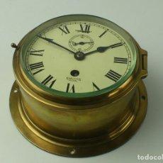 Relógios de parede: ANTIGUO RELOJ NÁUTICO - SMITH ASTRAL - MADE IN ENGLAND. Lote 285489458