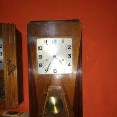 Relojes de pared: RELOJ DE PARED ANTIGUO. Lote 286833893