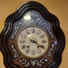 Relojes de pared: ANTIGUO RELOJ DE OJO DE BUEY. Lote 287006178