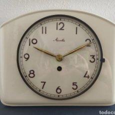 Relojes de pared: RELOJ. CERÁMICA. MAUTHE. PARA REPARAR.. Lote 287237928