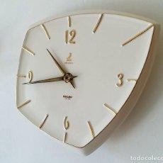 Relojes de pared: RELOJ DE PARED DE CERÁMICA JAZ GUTIC. Lote 287444558