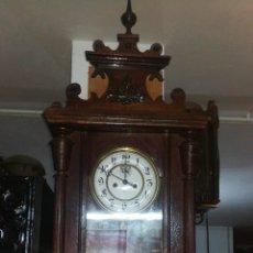 Relojes de pared: EXPECTACULAR RELOJ VIENÉS. Lote 288114673