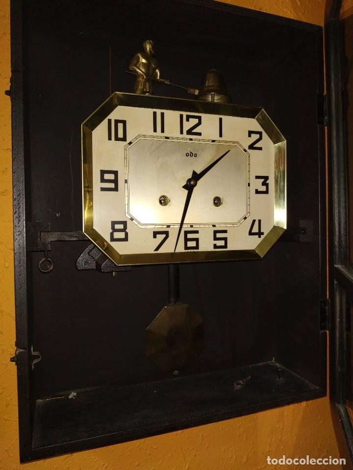Relojes de pared: Reloj de pared automata - Foto 2 - 288148733