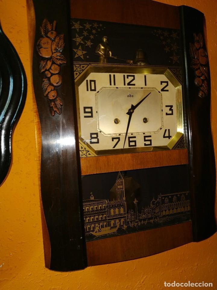 Relojes de pared: Reloj de pared automata - Foto 3 - 288148733