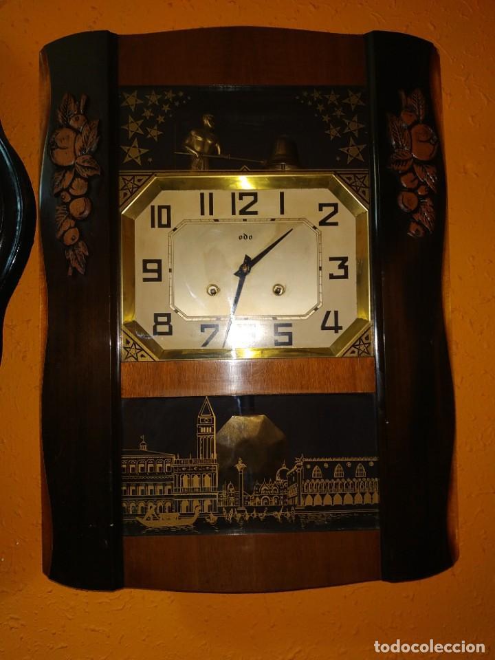 Relojes de pared: Reloj de pared automata - Foto 4 - 288148733