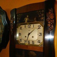 Relojes de pared: RELOJ DE PARED AUTOMATA. Lote 288148733