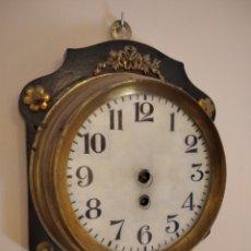 Relojes de pared: ANTIGUO RELOJ FRANCES. Lote 288152693
