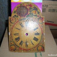 Relojes de pared: DIAL RATERA PEQUEÑA. Lote 288200618