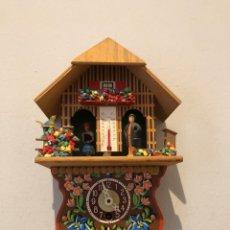 Relojes de pared: ANTIGUO Y IMPRESIONANTE RELOJ CUCO EN BUEN ESTADO Y FUNCIONAMIENTO. VER FOTOS. Lote 288210318