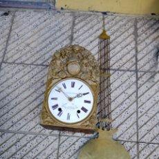 Relógios de parede: ANTIGUO RELOJ MOREZ. Lote 288567568