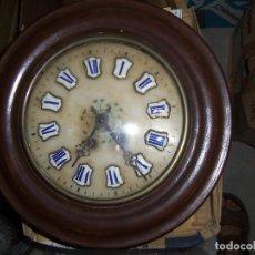Relojes de pared: RELOJ OJO BUEY. Lote 288970478