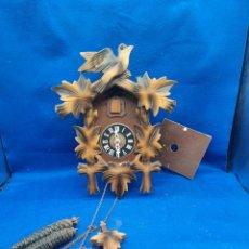 Orologi da parete: ANTIGUO RELOJ CUCO ALEMÁN. Lote 290951513