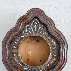 Orologi da parete: PARA RELOJ OJO DE BUEY ISABELINO CAJA PARA MÁQUINAS MOREZ O PARIS SIGLO XIX. Lote 291205633