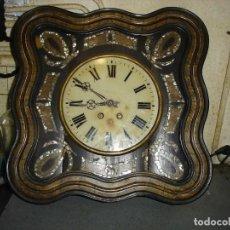 Orologi da parete: RELOJ OJO DE BUEY SIGLO XIX. Lote 291577573
