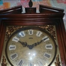 Relojes de pared: RELOJ DE PARED CON PÉNDULO SARS. Lote 292343083