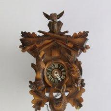 Relojes de pared: ANTIGUO RELOJ MECÁNICO ALEMÁN, CUCO.. Lote 294014633