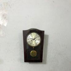 Relojes de pared: ANTIGUO RELOJ PARED SARS GERMANY FUNCIONA PERFECTAMENTE. VER FOTOS. Lote 295799343