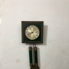 Relojes de pared: ANTIGUO RELOJ DIEHL . VER FOTOS. Lote 296069038