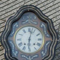 Relojes de pared: ANTIGUO RELOJ OJO DE BUEY. Lote 296635093