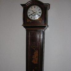 Caja de reloj de pie. 140x28x18