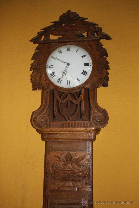 RELOJ SAINT NICOLAS D´ALIERMONT,1800 REF.2454 (Relojes - Pie Carga Manual)
