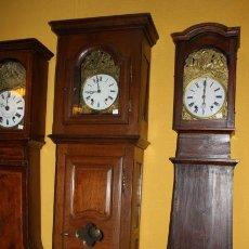 Relojes de pie: RELOJ DE ÉPOCA,CAJA ROBLE REF.3592. Lote 12625501