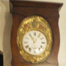 Relojes de pie: RELOJ MORE PENDULO REAL SCHMITA MAULINS AÑO 1850 . Lote 27174983