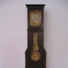 Relojes de pie: RELOJ ANTIGUO DE PIE MOREZ (SIGLO XIX). Lote 27287194