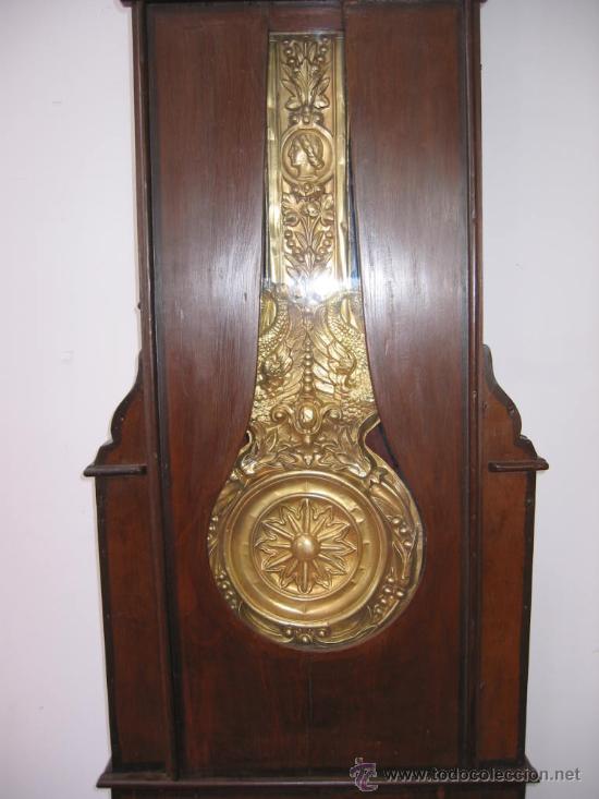 Relojes de pie: RELOJ ANTIGUO DE PIE MOREZ (siglo XIX) - Foto 3 - 27287194