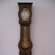 Relojes de pie: RELOJ ANTIGUO DE PIE MOREZ (SIGLO XIX). Lote 27287195