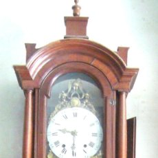 Relojes de pie: ESPLENDIDO Y SEÑORIAL RELOJ MOREZ LUIS XV. Lote 31368866