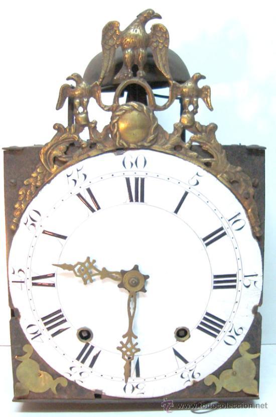 Relojes de pie: Esplendido y señorial reloj Morez LUIS XV - Foto 4 - 31368866