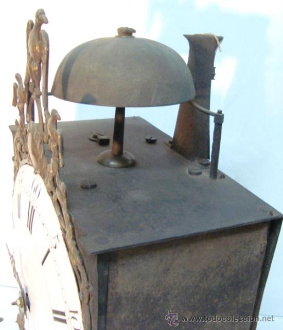 Relojes de pie: Esplendido y señorial reloj Morez LUIS XV - Foto 7 - 31368866