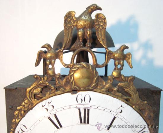 Relojes de pie: Esplendido y señorial reloj Morez LUIS XV - Foto 5 - 31368866