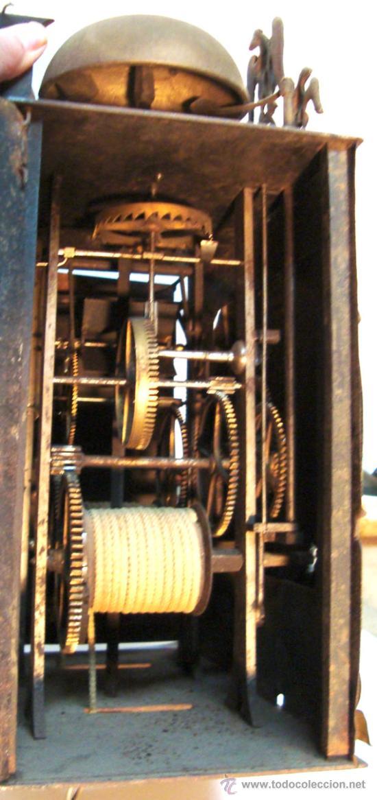 Relojes de pie: Esplendido y señorial reloj Morez LUIS XV - Foto 9 - 31368866