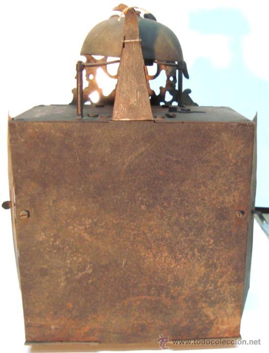Relojes de pie: Esplendido y señorial reloj Morez LUIS XV - Foto 8 - 31368866