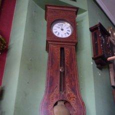 Relojes de pie: RELOJ MOREZ, CIRCA 1850 CON BONITA CAJA . Lote 31629871