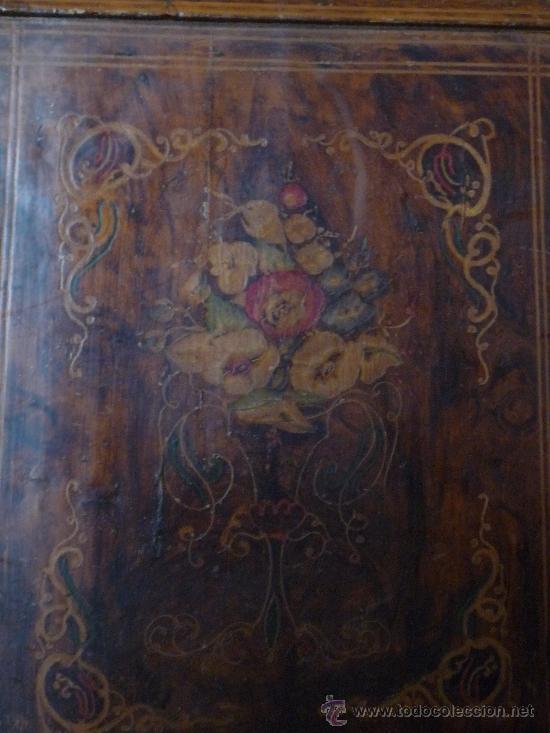 Relojes de pie: Reloj Morez, circa 1850 con bonita caja - Foto 3 - 31629871