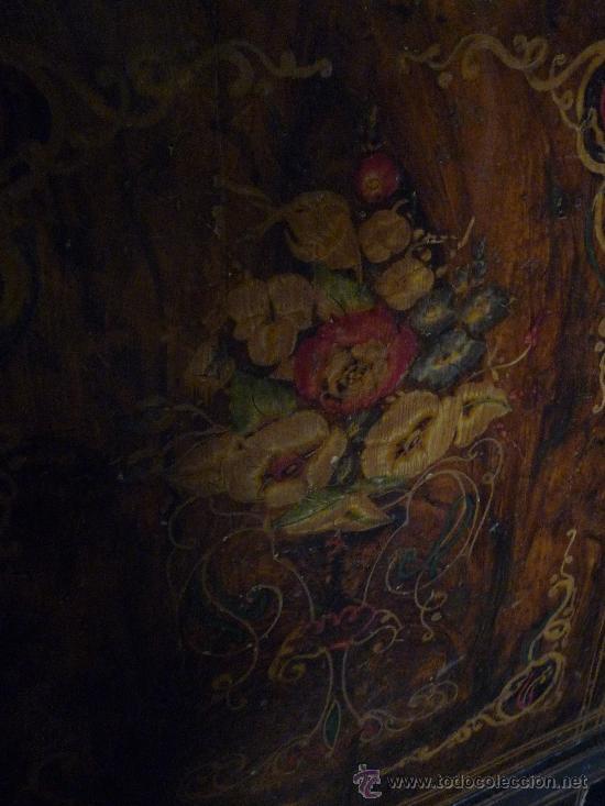 Relojes de pie: Reloj Morez, circa 1850 con bonita caja - Foto 2 - 31629871