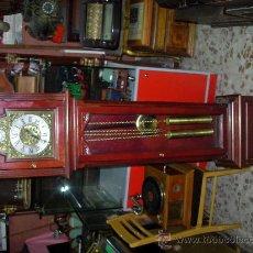 Relojes de pie: RELOJ DE PIE DE CUERDA. Lote 34173027